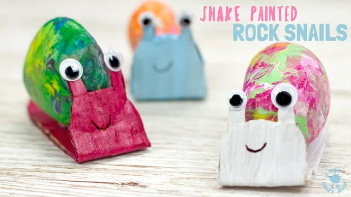 Snail Rocks