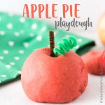 Apple Pie Play Dough Recipe