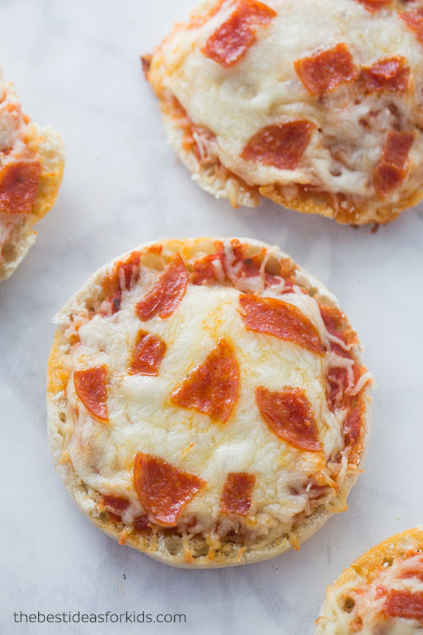 English Muffin Pizza Recipe The Best Ideas For Kids