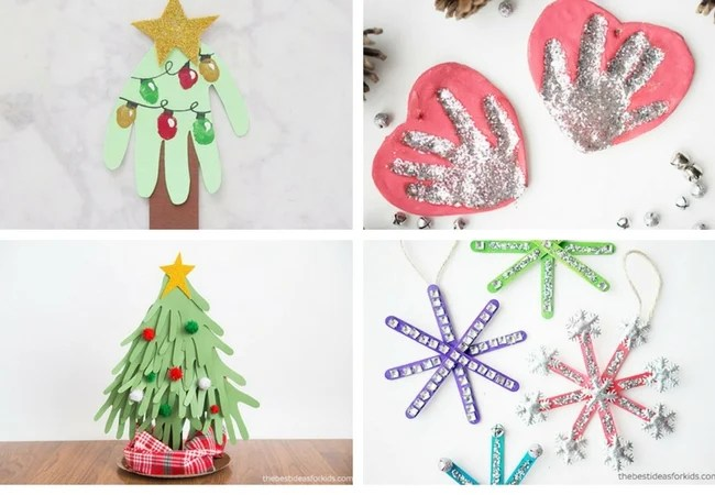 The Best Christmas Craft Ideas for Kids
