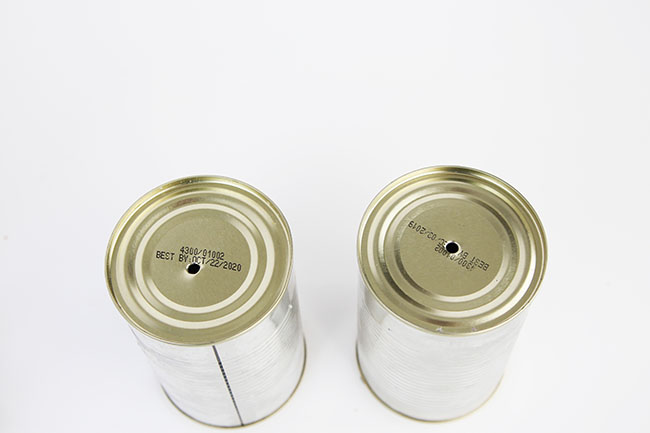 Tin Can Planter DIY