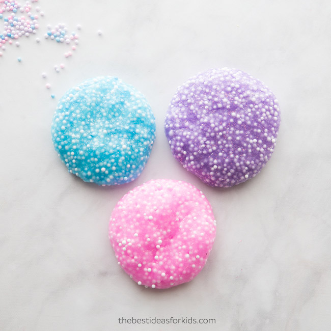 How to Make Floam Slime