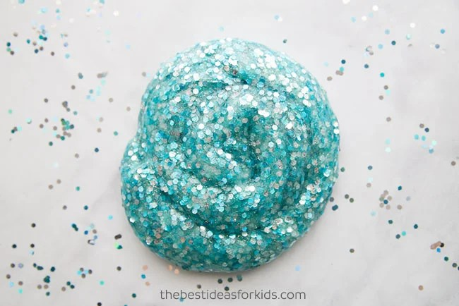Mermaid Slime Craft