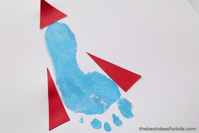 Rocket Footprint
