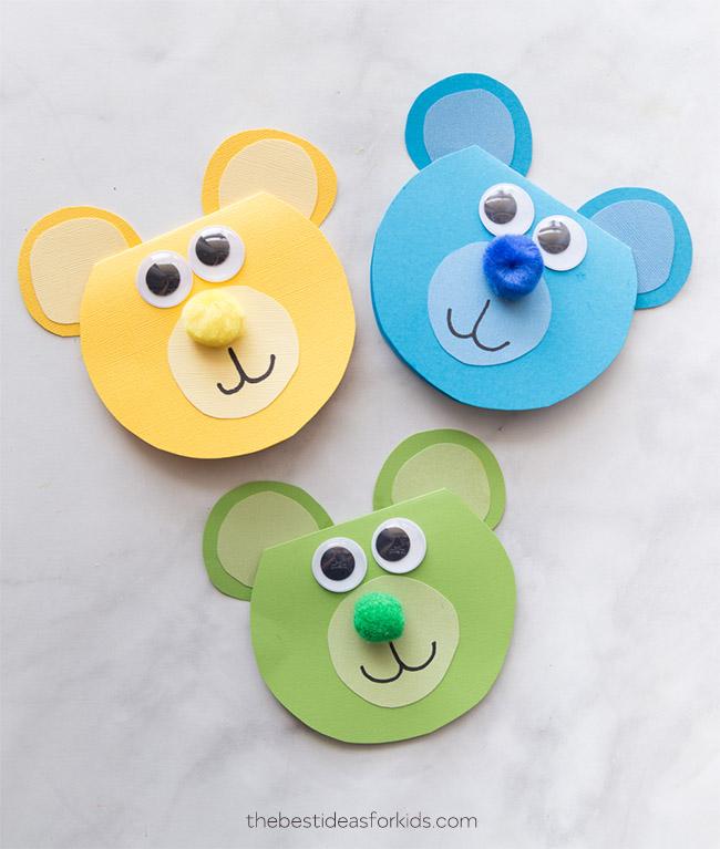 Bear Craft for Kids