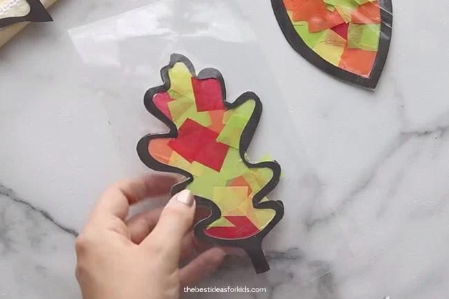Cut out Suncatcher Craft