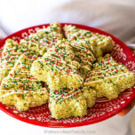 Christmas Rice Krispies