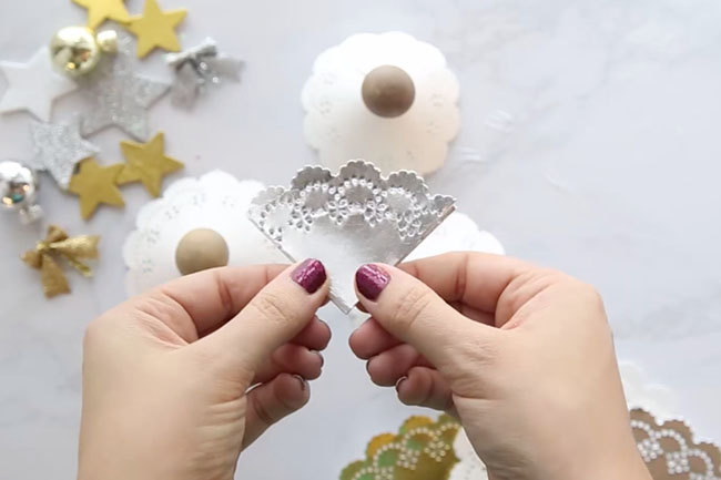Make Angel Wings for Angel Craft