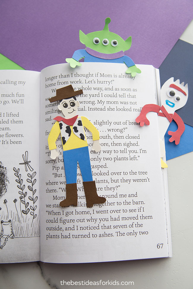 Toy Story Craft for Kids