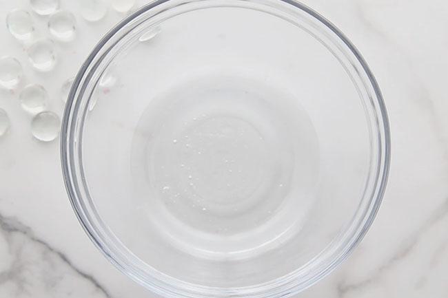 Clear Glue Make Clear Slime