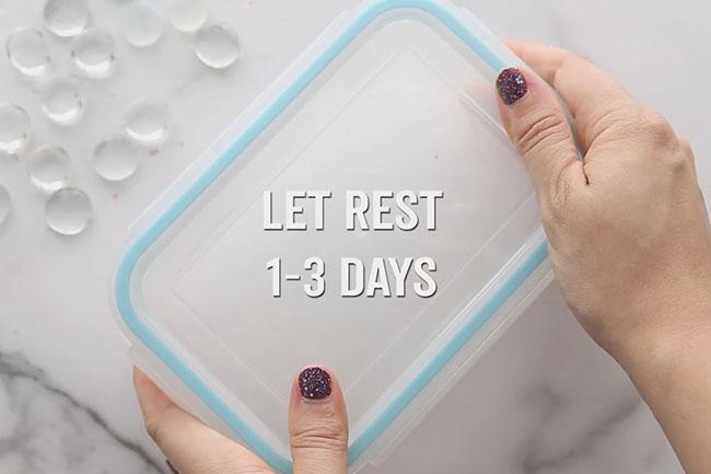 Let Clear Slime Rest