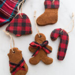 Cinnamon Applesauce Ornaments Recipe
