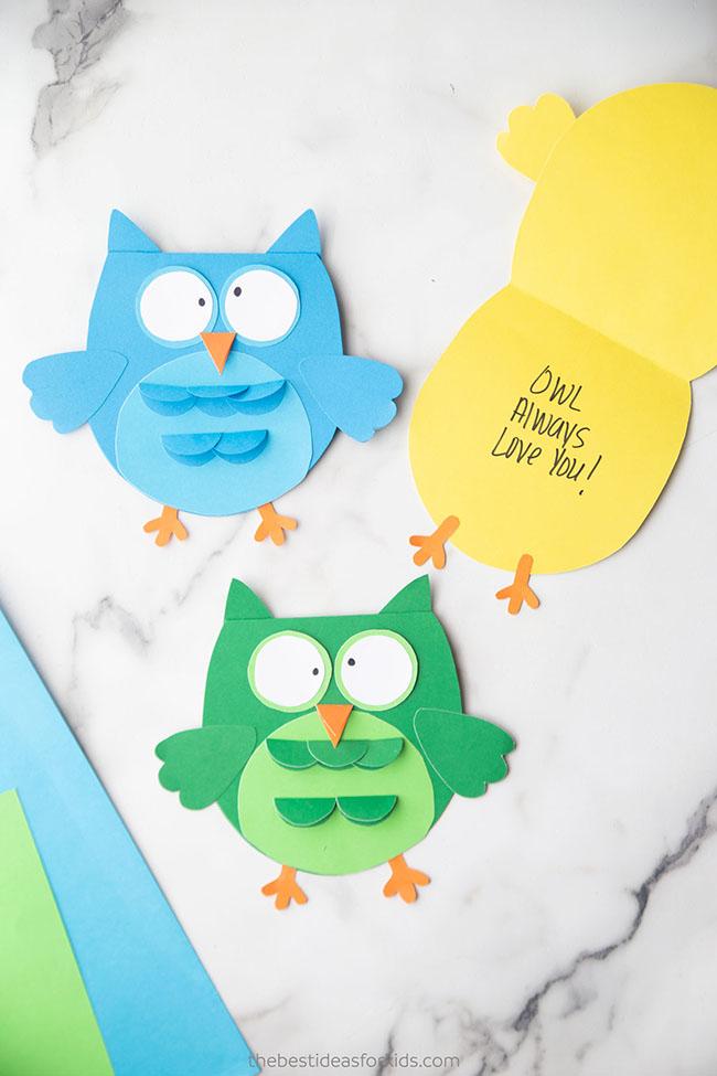 Owl Always Love you Owl Craft