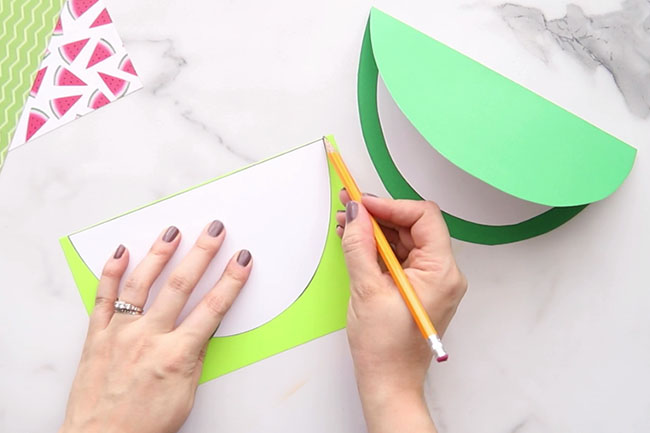 Trace Light Green Paper