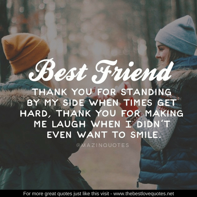 Quotes About Smile And Friendship Glamorous Top 10 Best Friendship Quotes  The Best Love Quotes