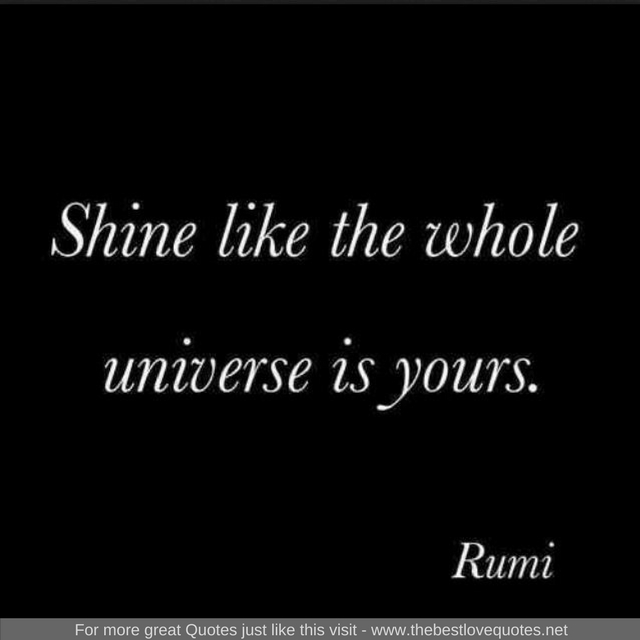 Feel Good Quotes By Rumi The Best Love Quotes Cool Feel Good Quotes