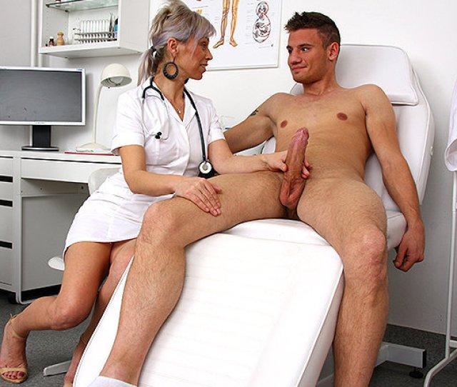 Sexy Lady Doctor Beate U