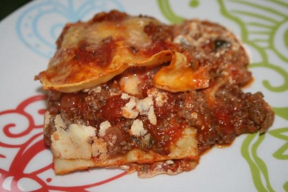 Beef Zucchini Lasagna Recipe