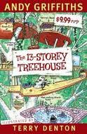 What E's Reading | The 13-Story Treehouse