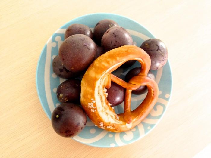 Sunday   Passionfruit and Pretzels