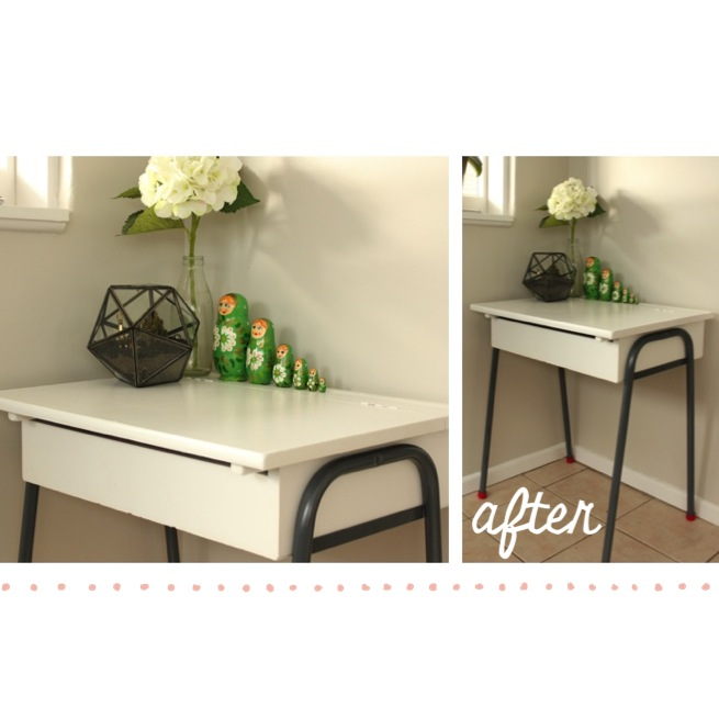Op-Shop DIY | My first foray into refinishing furniture!