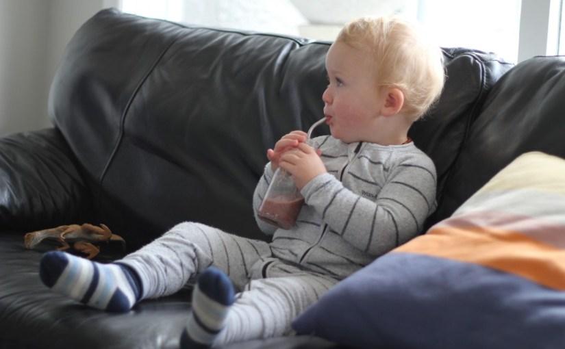 Toddler Smoothie Mummy Blogger
