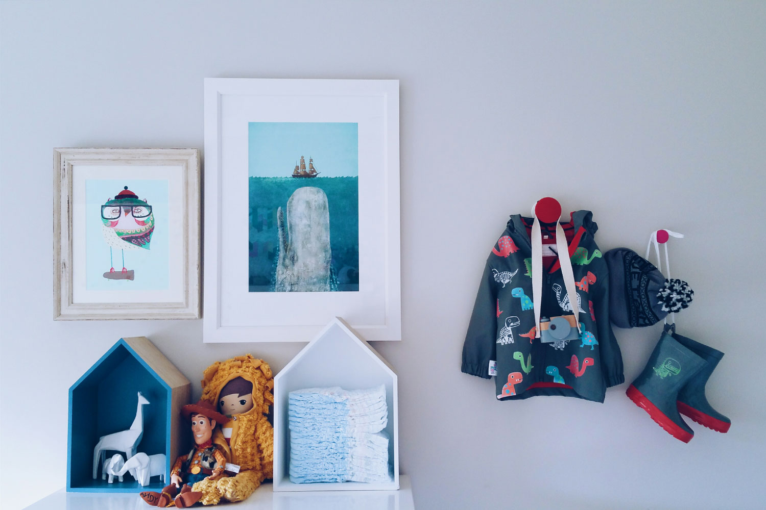 Winter Style | Kids Jackets & Gumboots from Squidkids