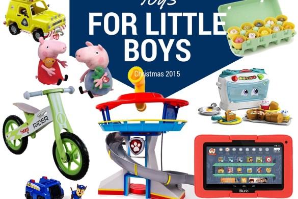 Top Mummy Blog new Zealand Top Boy Gift Guide