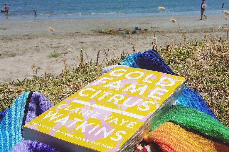 New Zealand's Top Mummy Blogger Blog Book Review Gold Fame Citrus
