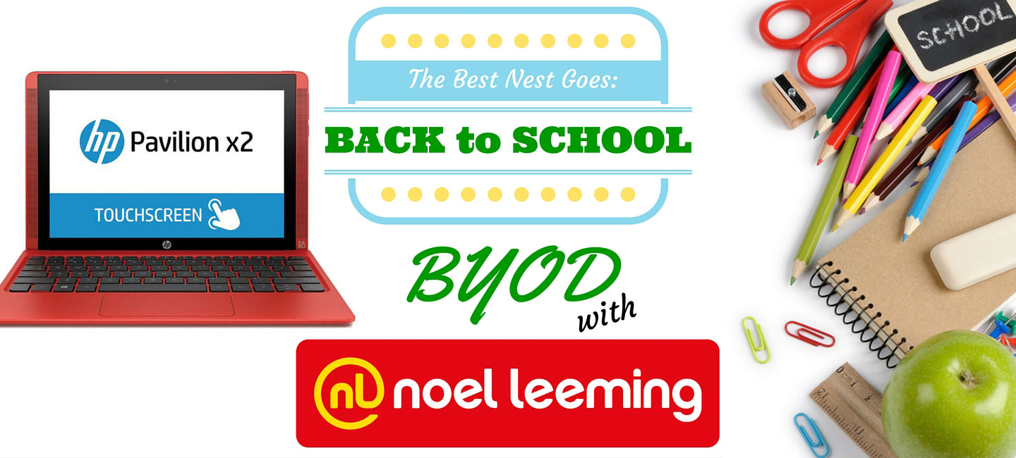 Back to School | The Little Tablet that Could