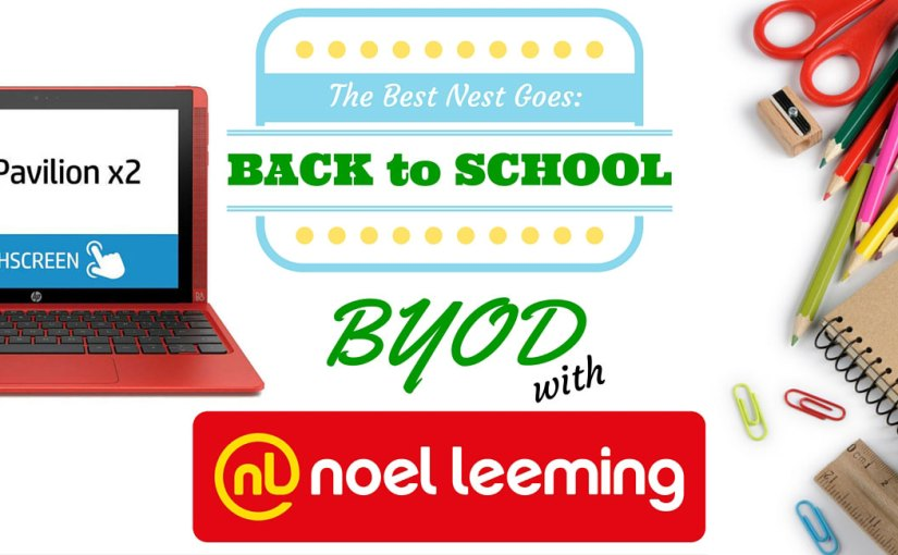 Back to School   The Little Tablet that Could