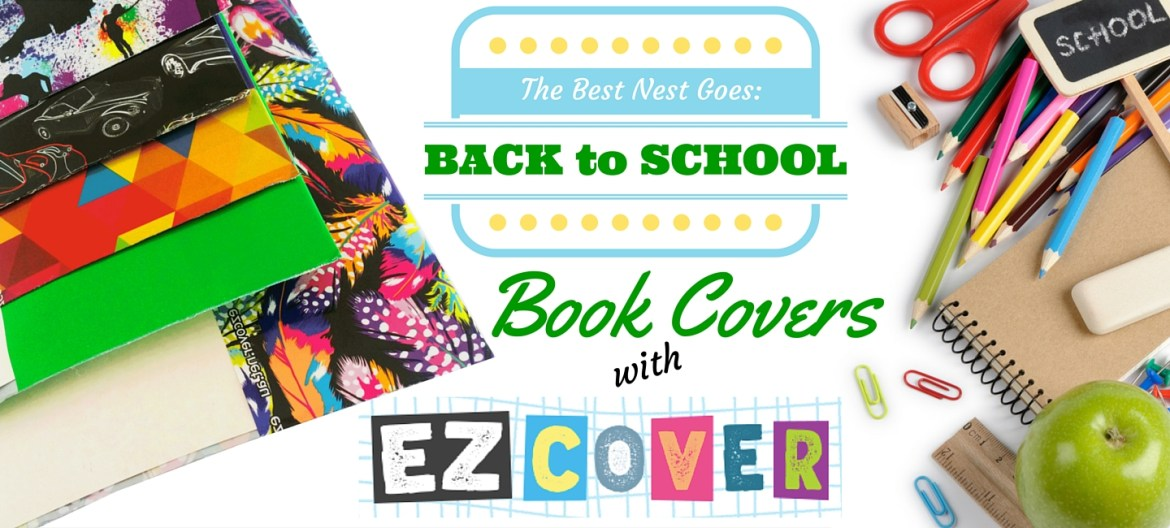 New Zealand's Top Mummy Blogger Blog School Book Covers EZ Cover