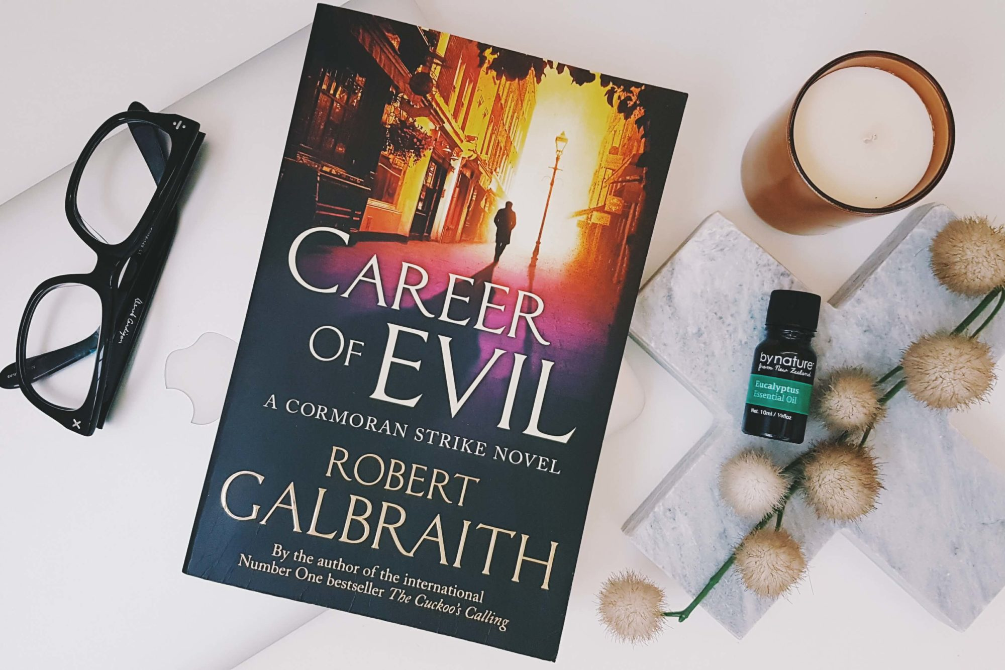 Book Review – Career of Evil by Robert Galbraith