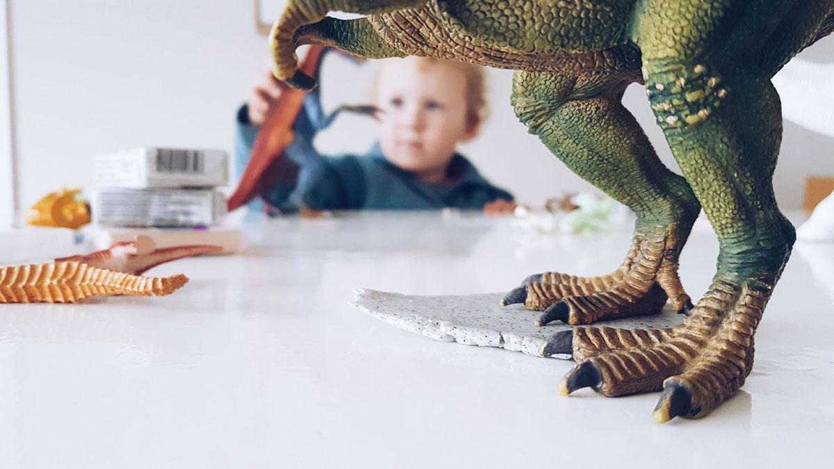 School Holiday Craft – Dinosaur DIY's