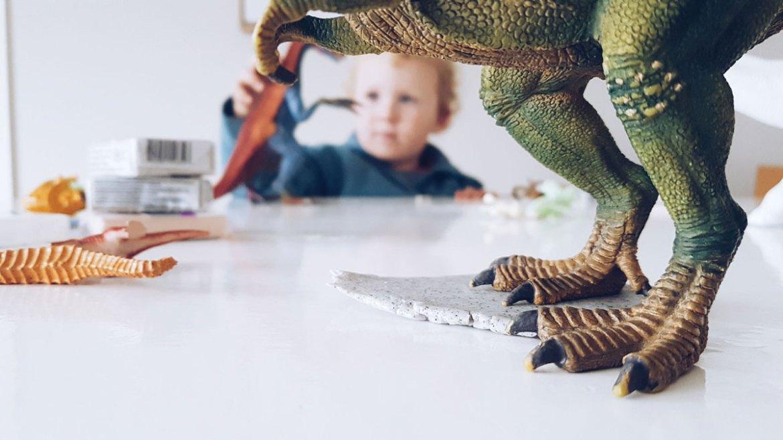 New Zealand's Top Mummy Blogger Parenting Rotorua Travel Blog Family Dinosaur Craft