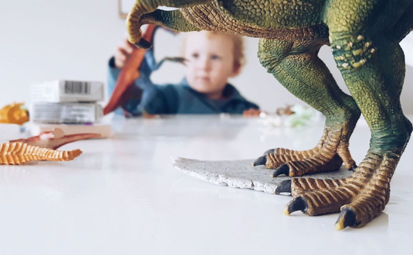School Holiday Craft – Dinosaur DIY's