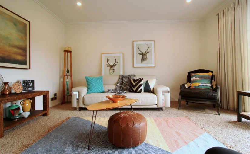 Making a house a home : My style, your new lounge?