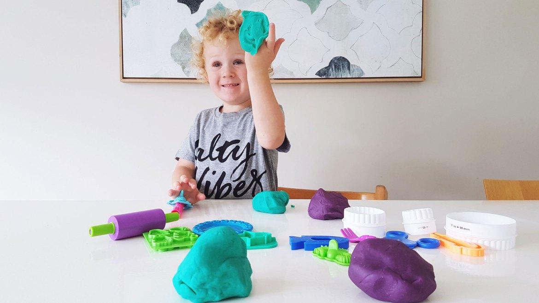 New Zealand's Top Mummy Blogger Parenting Travel Blog Natural Play dough