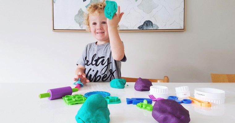 We Love:  Dough Queen Natural Play Dough