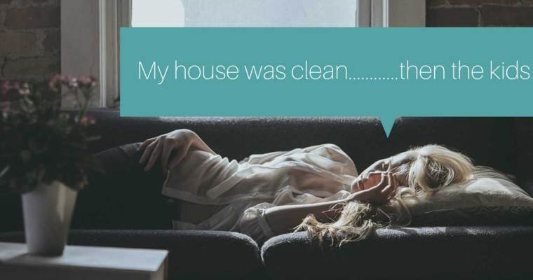 Home Care Tips for the Cleaning-Impaired Mum