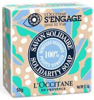 L'Occitane Shea Solidarity Soap review
