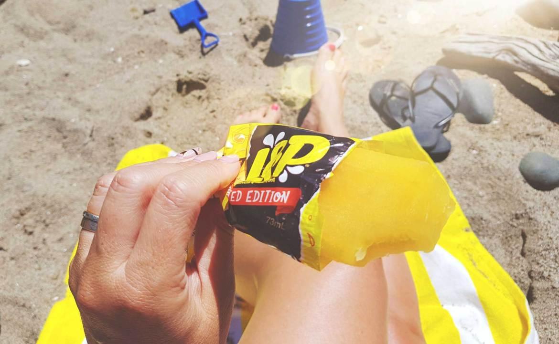 New Zealand's Top Mummy Blogger Parenting Travel Blog Family Tip Top Ice Cream Summer Fruju