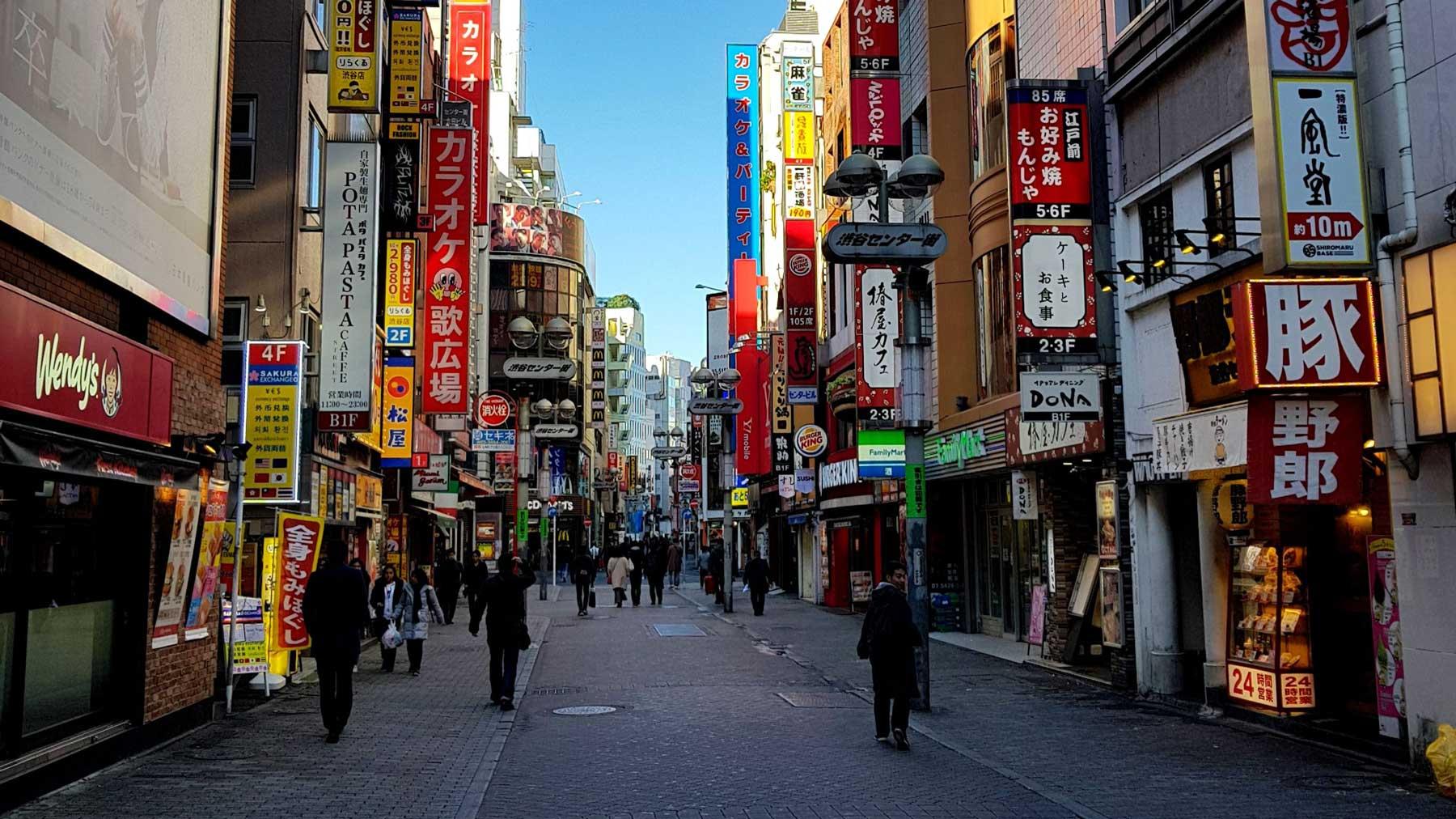 Family Travel Japan: Day 1, Tokyo