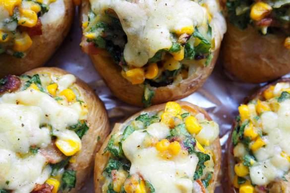 New Zealand's Top Mummy Blogger Parenting Travel Blog Family Twice Baked Potatoes Recipe
