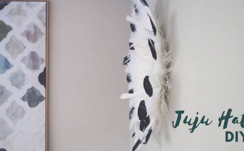 Get Crafty – DIY Feather Juju Hat Tutorial