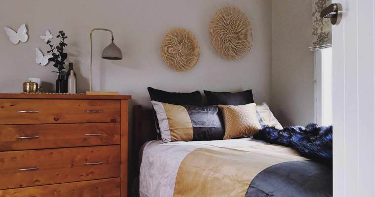 Home Decor – A Winter Bedroom Refesh