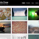 Portfolio Press – A Simple Portfolio Theme