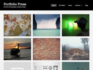 portfoliopress-screenshot