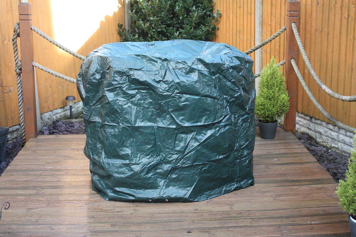 round patio set covers