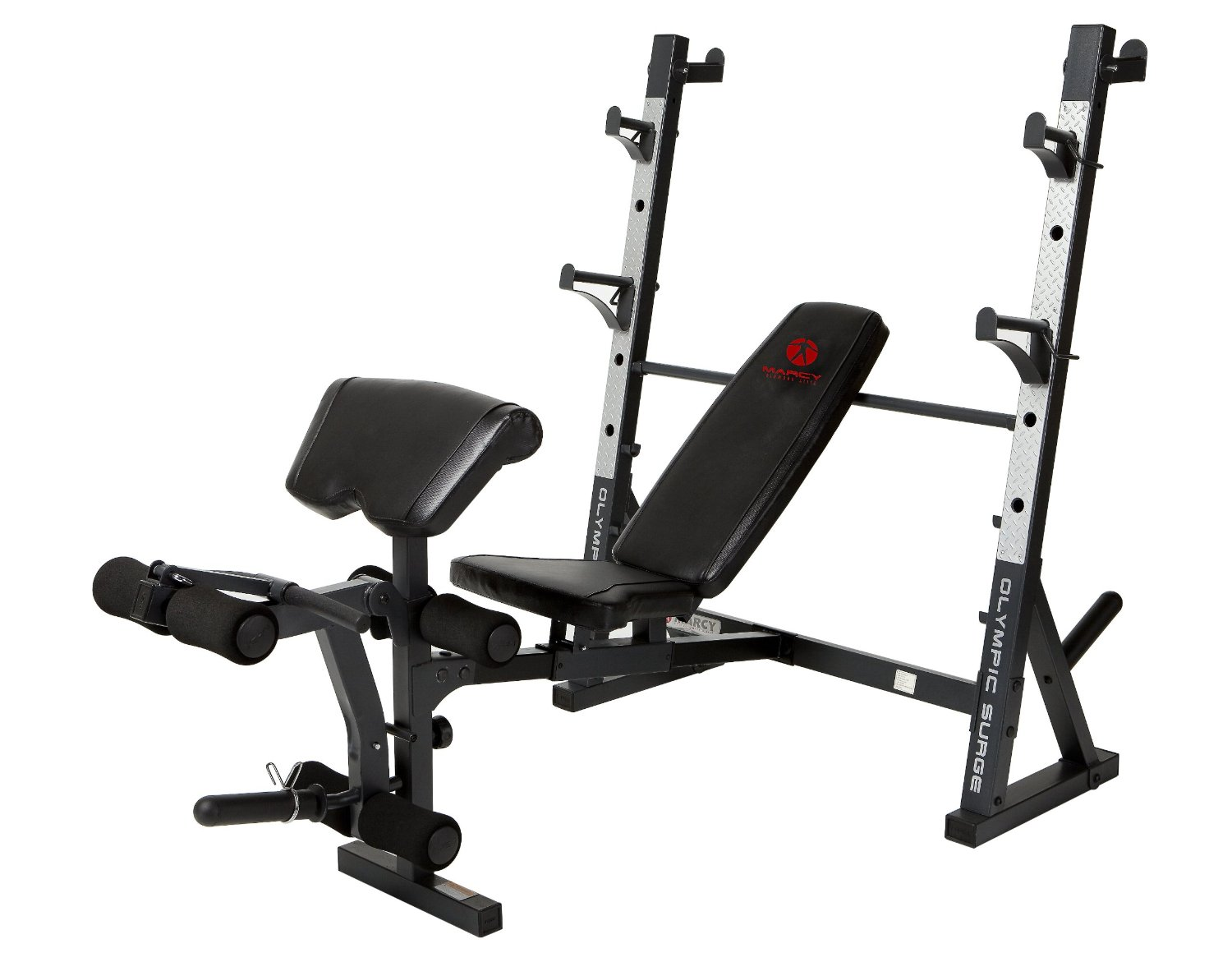 Marcy Diamond Elite Olympic Bench Review